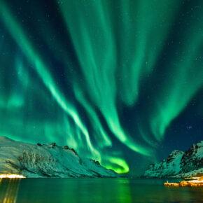 Arktischer Traum: Schweden und Norwegen Rundreise mit Polarzug, Hotels mit Frühstück & Flug nur 1.399€