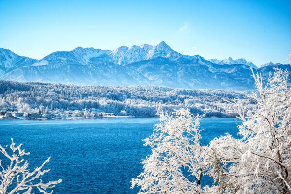 Österreich Alpen Karawanken