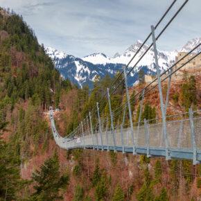 Adrenalinkick am Wochenende: 3 Tage Österreich nahe der highline179 inklusive Unterkunft nur 74€