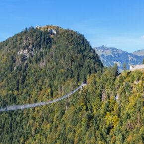 Adrenalinkick mit der Highline 179: 2 Tage Tirol am Wochenende im 3* Hotel mit Frühstück für 47€