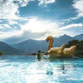 Aktivurlaub & Wellness: 2 Tage in Südtirol im neu eröffneten 3* Hotel mit Spa & Frühstück für 64€