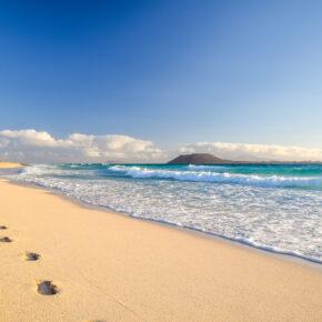 Sommer auf Fuerteventura: 7 Tage im TOP 4* Hotel mit All Inclusive, Flug, Transfer & Zug nur 488€