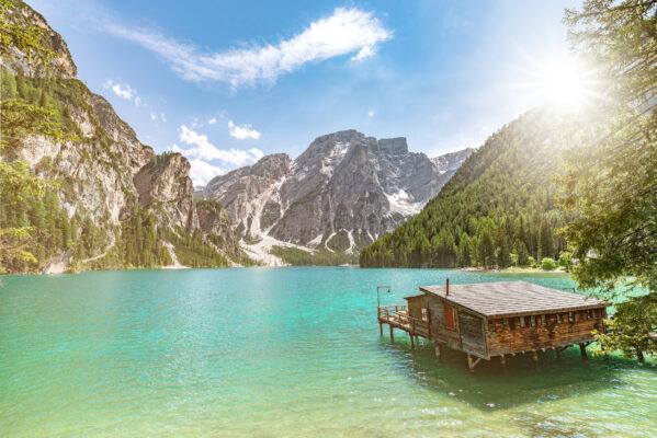 Tirol Lago Prager Wildsee