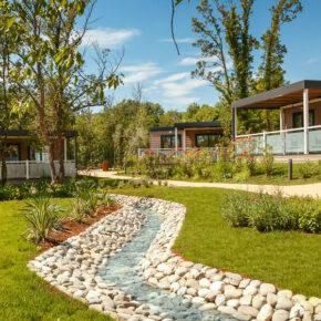 Glamping in Kroatien: 5 Tage im 5* Luxury Home mit privatem Whirlpool nur 74€