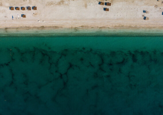 Albanien Borsh Beach