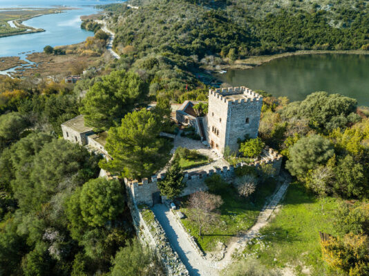Albanien Butrint Nationalpark