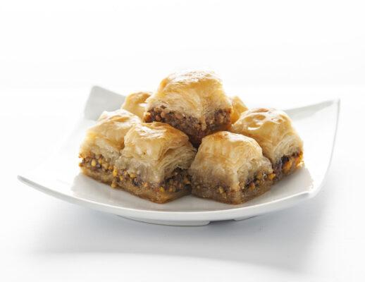 Albanien Essen Baklava