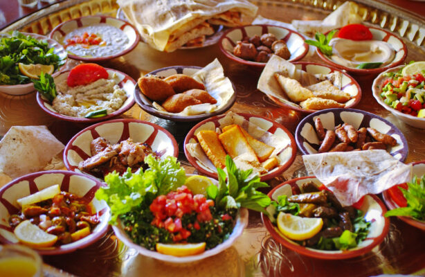 Albanien Essen Meze