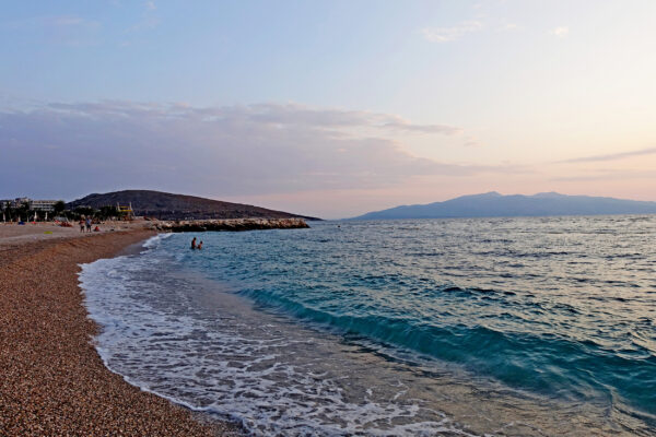 Albanien Saranda Beach