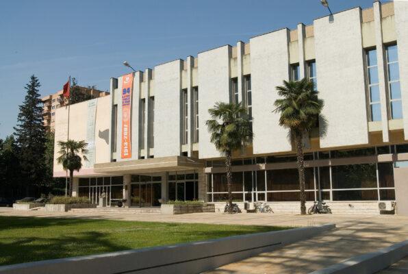 Albanien Tirana Nationale Kunstgalerie