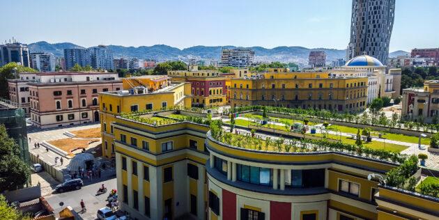 Tirana Tipps