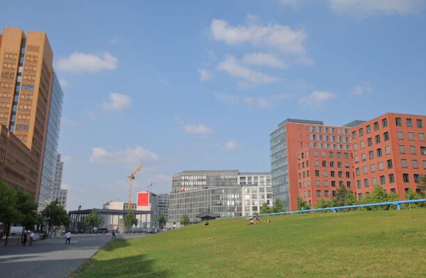 Deutschland Berlin Tilla Durieux Park