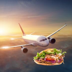 Döner an Bord: Eurowings erweitert Flugzeugmenü