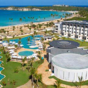 Dom Rep Luxus-Urlaub: 9 Tage im 5* Hotel mit All Inclusive, Flug & Transfer für 1.254€