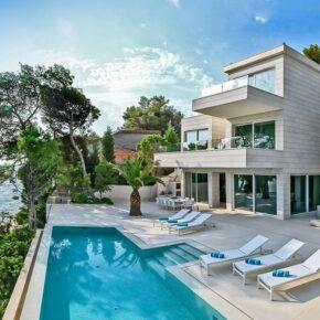 Traumurlaub in Kroatien: 8 Tage auf Brac in eigener Luxusvilla für 636€ p.P.