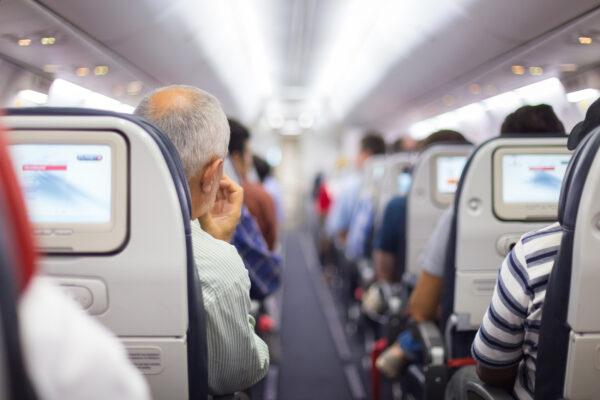 Flugzeug Sitze