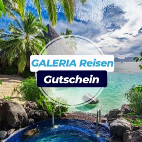 GALERIA Reisen Gutschein: Ganze 50€ Rabatt im Dezember 2020