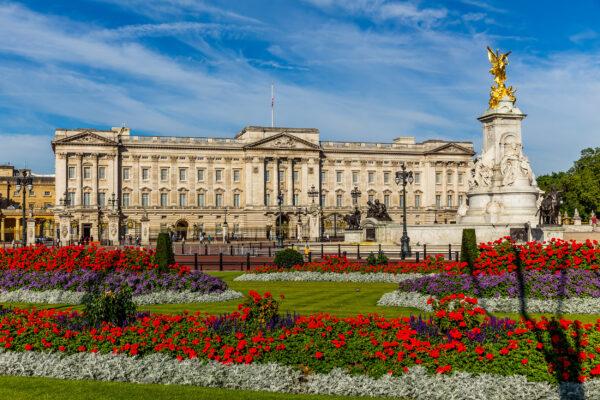 Großbritannien London Buckingham Palace