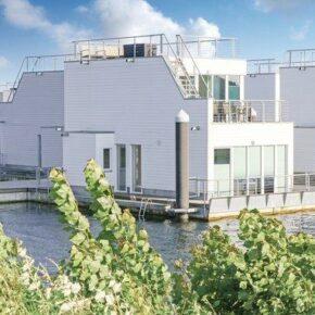Hausboot an der Ostsee: 3 Tage im schwimmenden Haus mit Sauna nur 73€ p.P.