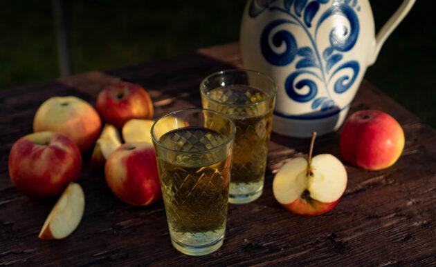 Hessen Apfelwein