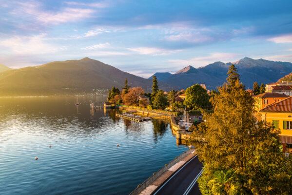 Italien Lago maggiore Verbano