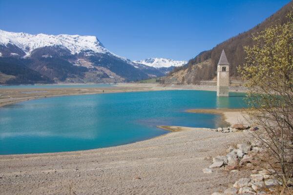 Italien Südtirol Vinschgau