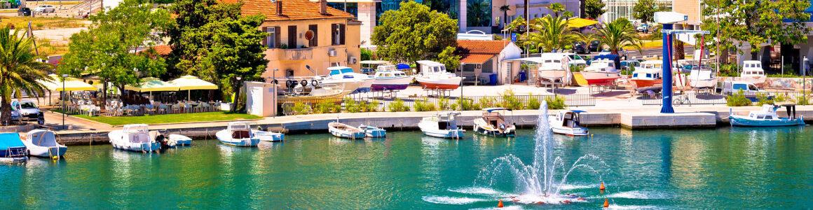 Ab nach Zadar, Split & Pula: Kroatien Flüge ab 6€