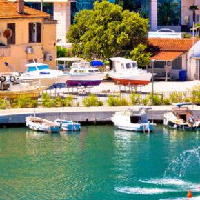 Ab nach Pula, Zadar, Rijeka & Split im Sommer: Kroatien Flüge ab 16€