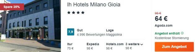Mailand Hotel