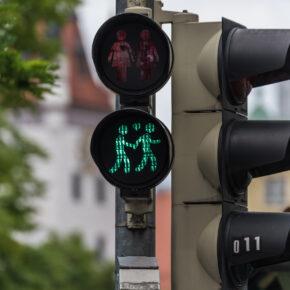 München Ampel Gay