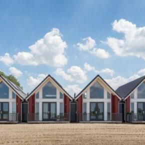 Strandhaus Neueröffnung: 5 Tage Niederlande mit eigenem Ferienhaus am See ab 55€ p.P.