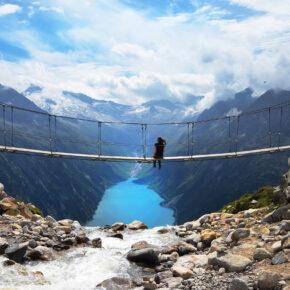 Wochenende zur Zillertal Brücke: 3 Tage im Sommer mit guter Unterkunft & All Inclusive Light für 129€