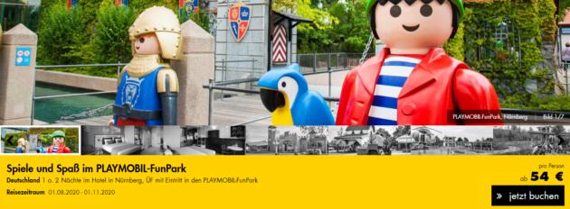 PLAYMOBIL-FunPark Angebot