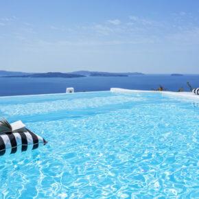 Santorini Canaves Oia Pool