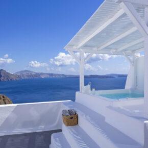 Santorini Canaves Oia Whirlpool