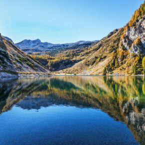 Slowenien Krn See