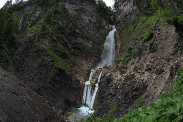 Slowenien Triglav Martuljek