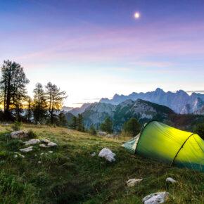Camping in Slowenien: Tipps für die besten Campingplätze inkl. Preise & Ausstattung