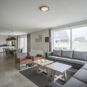 Südholland Landal Ouddorp Duin Wohnbereich