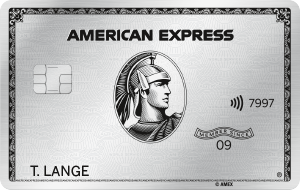 Amex Platinum Aktion
