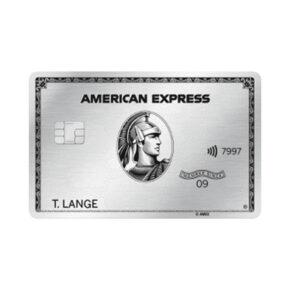 American Express Aktion: Platinum Card beantragen & 30.000 Member-Punkte sichern