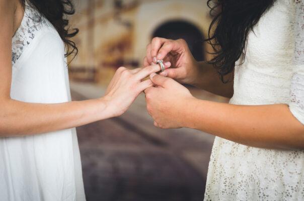 girls wedding