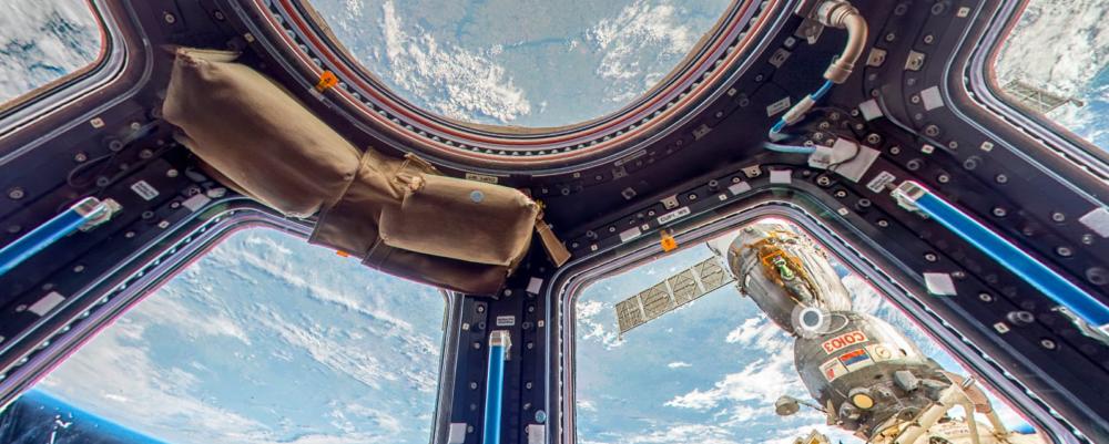 Google Streetview ISS Raumstation