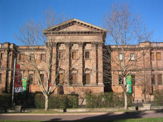 Australien Sydney Australian Museum