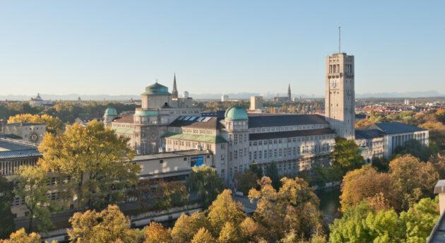 Deutsches Museum Außenansicht