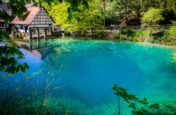 Heimaturlaub: 2 Tage übers Wochenende am idyllischen Blautopf mit 3* Hotel & Frühstück nur 47€