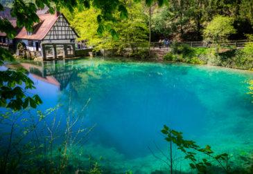 Heimaturlaub: 2 Tage übers Wochenende am idyllischen Blautopf mit 3* Hotel & Frühstück n...