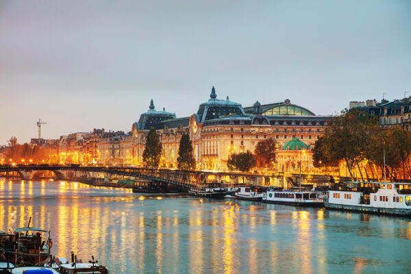 Frankreich Paris Musee Osay