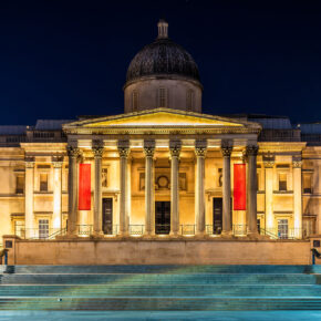 Virtueller Museumsrundgang in London: Online durch die berühmte National Gallery