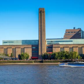 Die Tate Gallery of Modern Art: Virtueller Museumsbesuch von Zuhause